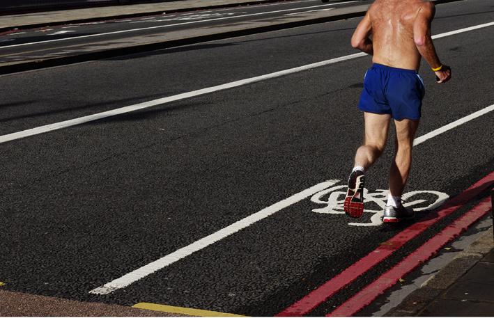 London Jogger LR