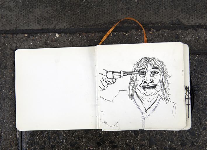 KT Sketchbook 2